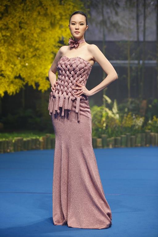 2013台湾国际兰展 国内服装设计名师共同打造『时尚台兰』