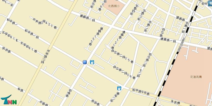 花莲县吉安乡北昌村