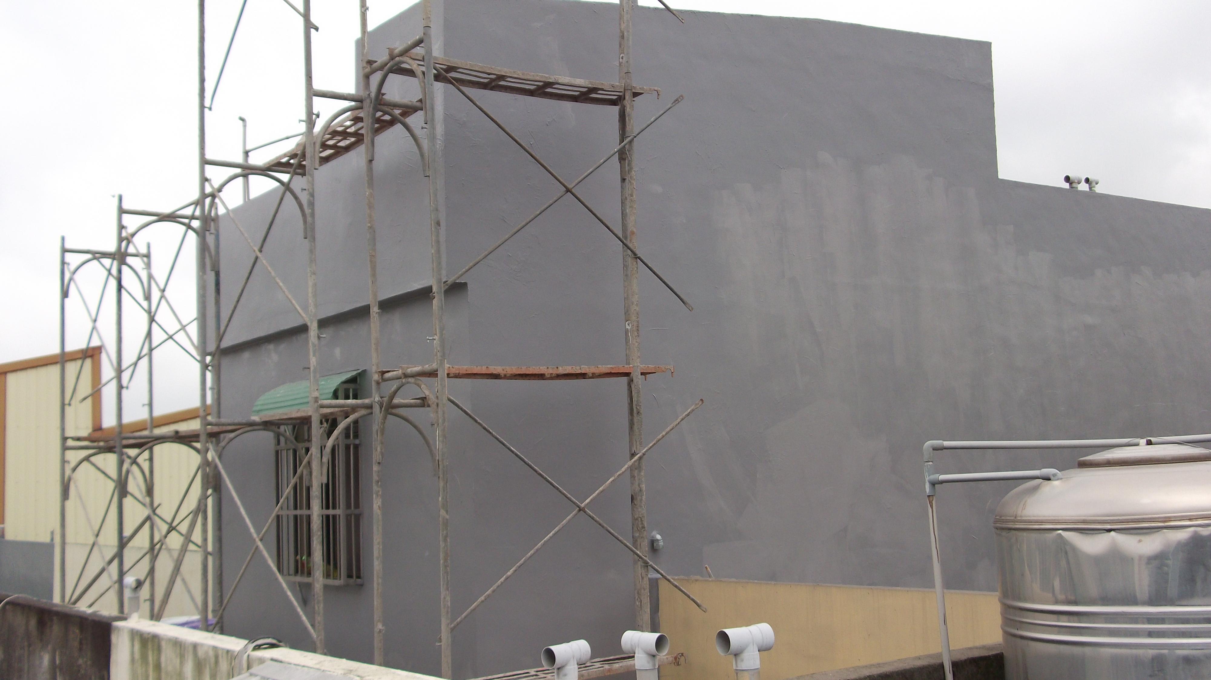巧工屋顶外墙防水